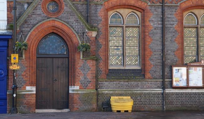 Newbury Tourist Information Centre
