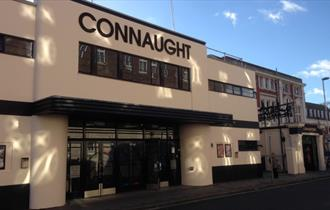 Connaught Theatre Worthing