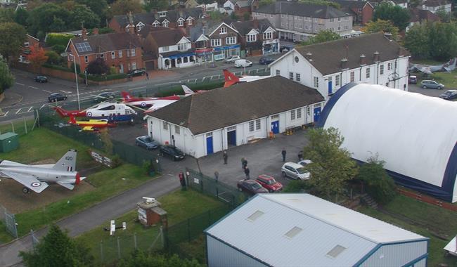 Farnborough Air Sciences Museum