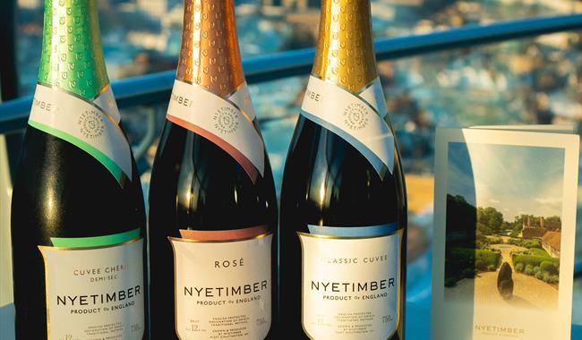 Nyetimber Sparkling Wine Tasting Flight