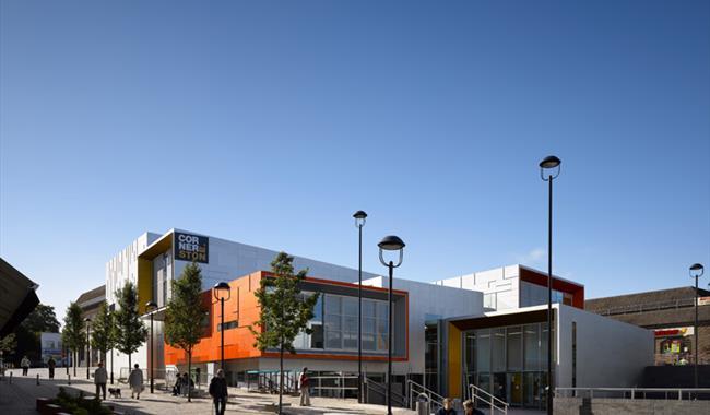 Cornerstone Arts Centre