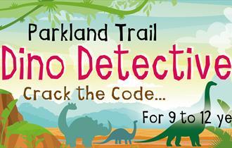 Dino Detectives… Crack the Code Parkland Trail