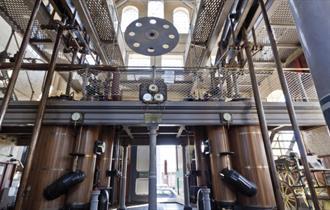 Eastney Beam Engine
