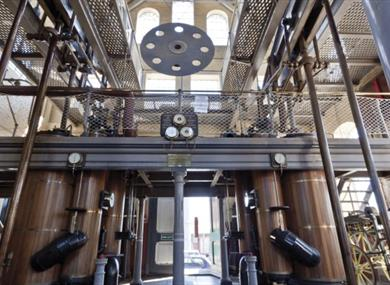 Eastney Beam Engine