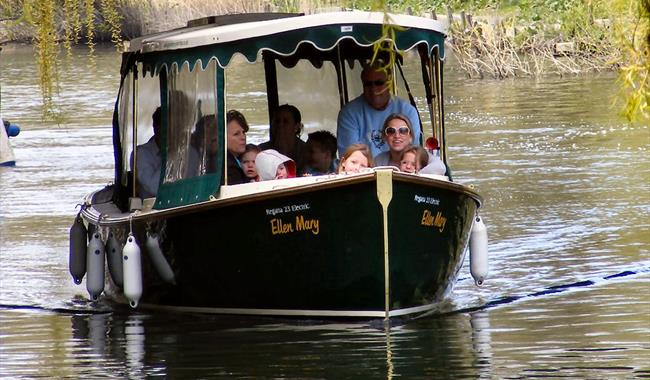 Grove Ferry River Trips