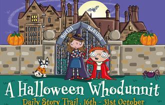 A Halloween Whodunnit Spooktacular
