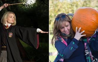 Halloween Half-Term at Green Dragon Eco Farm
