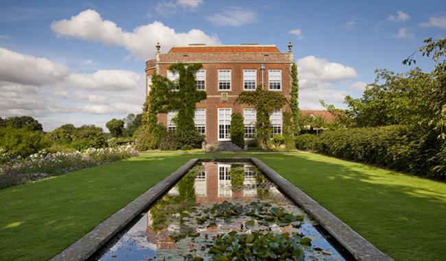 Hinton Ampner House and Garden