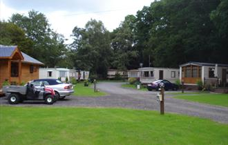 Honeys Green Caravan Park & Fishing Lake