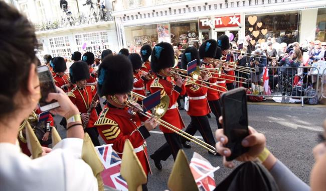 Changing the Guard in Windsor