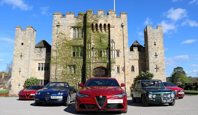 Father's Day Weekend at Hever Castle