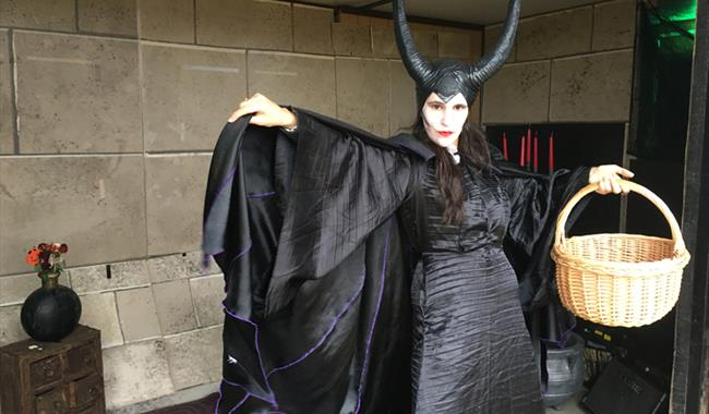 Scarily Ever After: Halloween Fun at Fairytale Farm