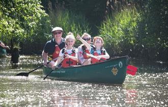 Father's Day Papa's Paddle with New Forest Activities