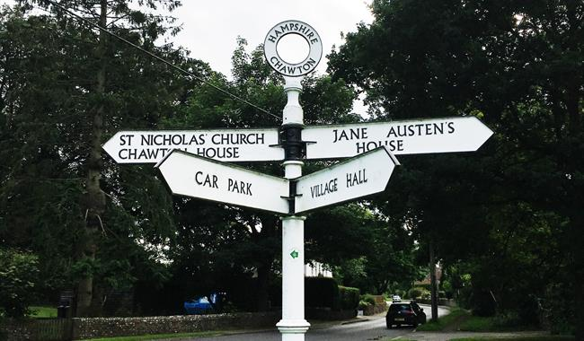 Jane Austen Circular Walk