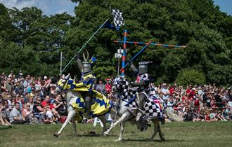 The Stonor Jousting Event