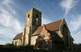 St Peter's Church Sandwich