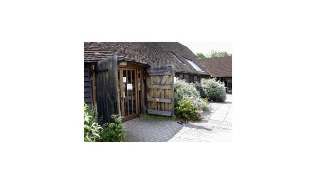 Kent Wildlife Trust Tyland Barn Visitor Centre