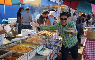 Magic of Thailand Festival in Milton Keynes