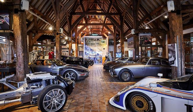 Aston Martin Museum
