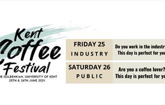 Kent Coffee Festival
