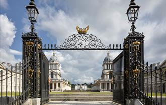 Old Royal Naval College - James Brittain