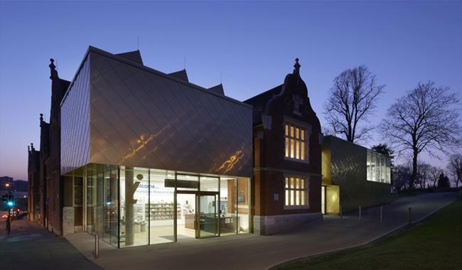 Maidstone Museum & Bentlif Art Gallery