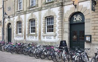 Bill's Restaurant & Bar – Oxford