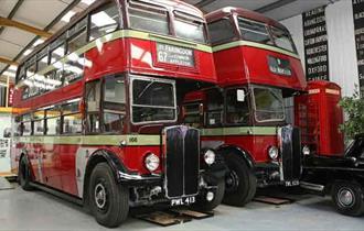 Oxford Bus Museum and Morris Motors Museum