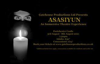 Asasiyun - An Immersive Theatre Experience
