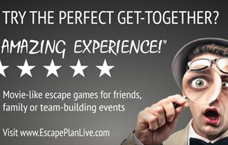 Escape Plan LIVE