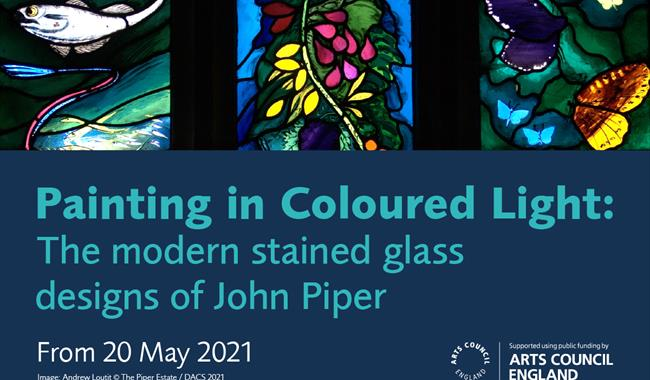 NEW John Piper Display at the River & Rowing Museum