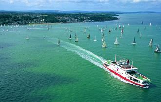Red Funnel Ferries