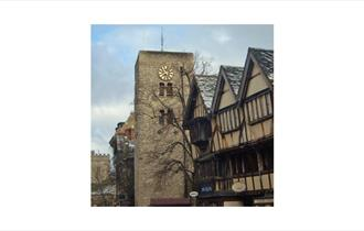Saint Michael at the North Gate Saxon Tower