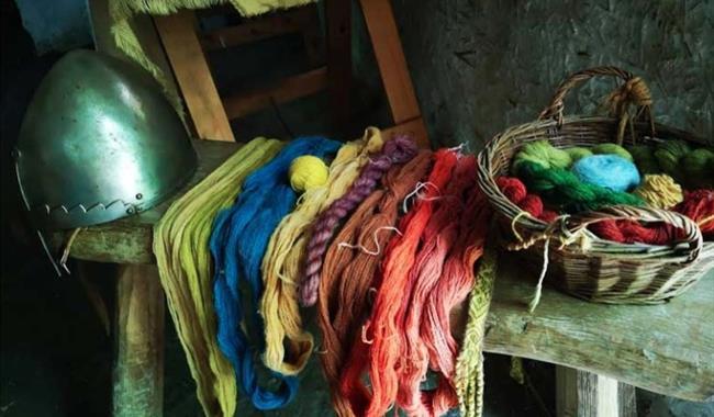 Historic Life Weekend: Wool