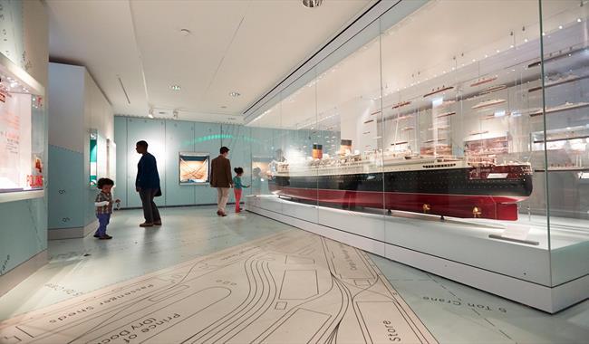 SeaCity Museum, Southampton