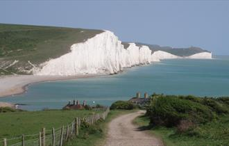Best views of the Seven Sisters
