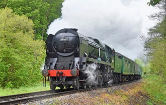 10th Real Ale & Cider Festival at the Spa Valley Railway October 2021