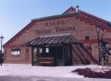 Station Theatre,  Hayling Island