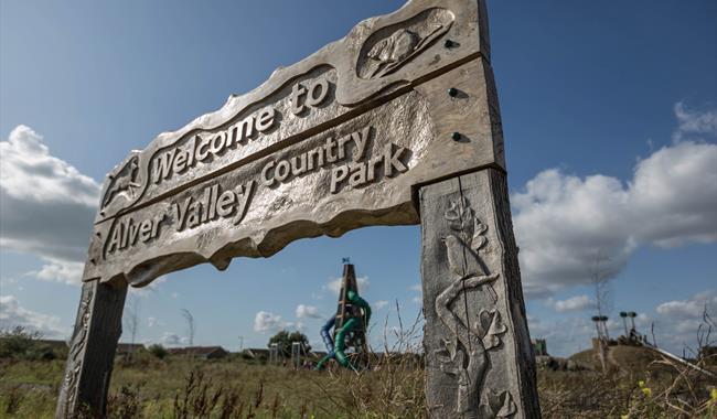 Alver Valley Country Park