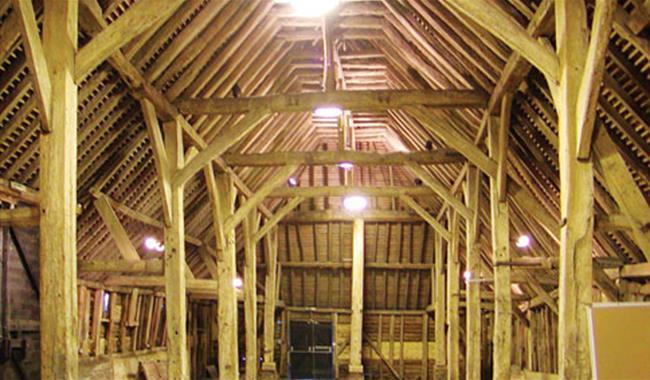 The Great Barn - Wanborough