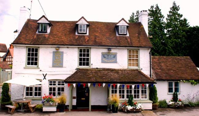 The Little Angel Pub