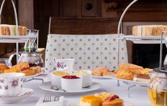 Afternoon Tea at Mannings Heath