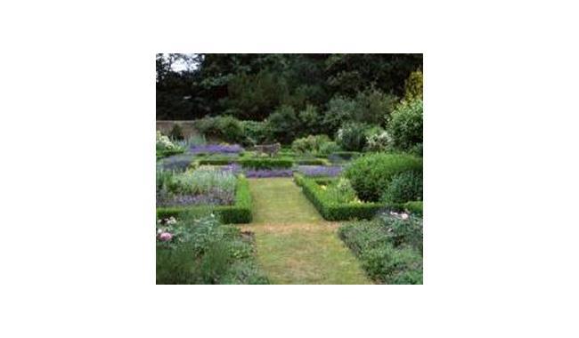 Wellingham Walled Herb Garden