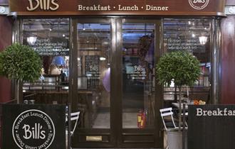 Bill's Restaurant & Bar – Windsor