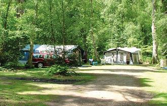 Wellington Country Park - Caravan & Campsite