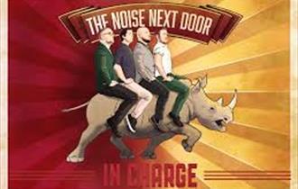 The Noise Next Door: In Charge