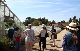 Eythrope Walled Garden Tours