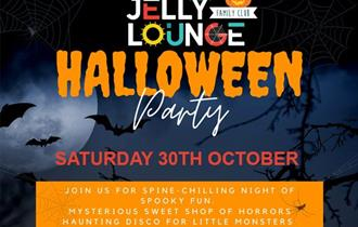 The Jelly Lounge Family Club Halloween Party