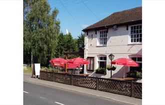 The Hawkenbury Inn