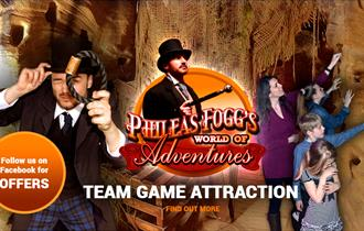 Phileas Foggs World of Adventures